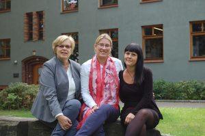Team des Kreismedienzentrums Ostprignitz-Ruppin