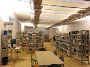 Schlossbibliothek Freyenstein
