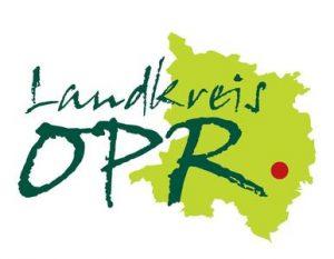 Logo Landkreis OPR