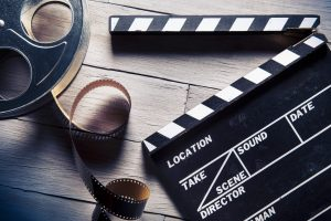 Bild Filmbearbeitung