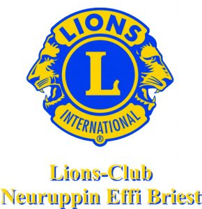 Logo Lions Club Effi Briest