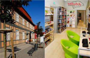 Bibliothek Wusterhausen