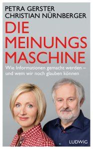 Gerster, Meinungsmaschine_Cover